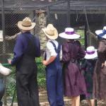 """Membres de la communauté """"mormone"""" (?) de Santa Cruz"""