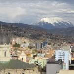 Arrivée à La Paz