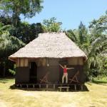 Notre lodge dans la jungle