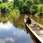 Partie de pêche aux piranhas (infructueuse)