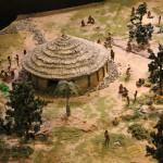 Reconstitution d'un village
