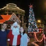 Noël au soleil à Turrialba