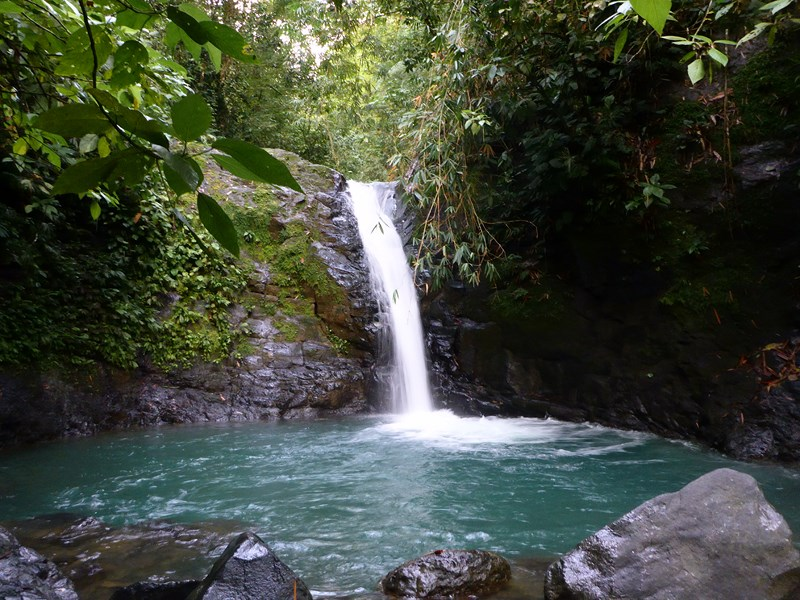 Cascade d'Uvita