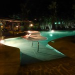 Notre hotel au pied du volcan Arenal