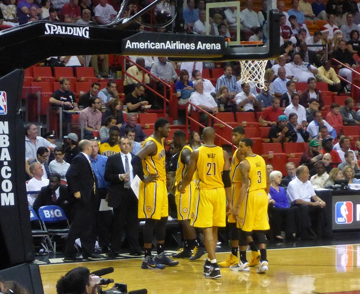 Les Indiana Pacers