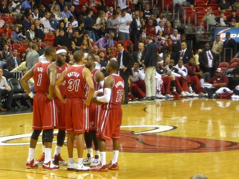Les Miami Heats